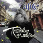 "Alice Leon - The Alice Project ""Traveling with Lady Berlin"" Album Cover Photography by Dan Komoda"