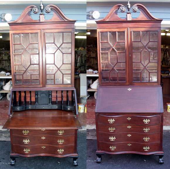 Furniture Restoration In The 21st Century Circa 1920 1940 Comes Of