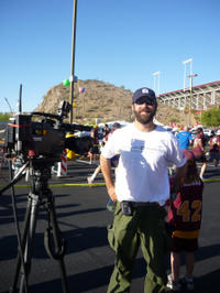 The Status of Rory Fanning's Walk For Pat Tillman