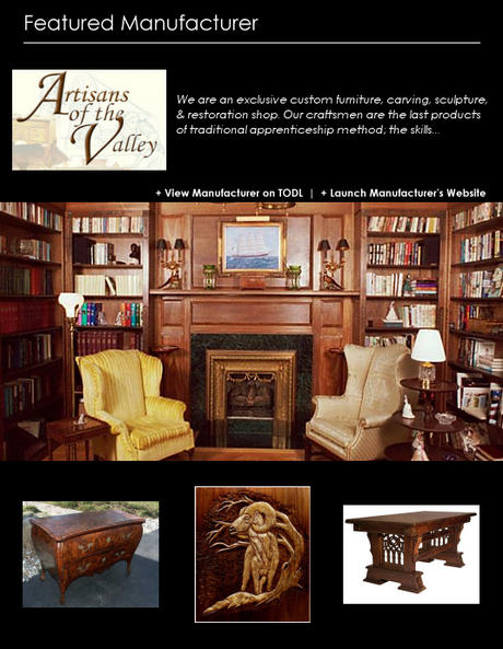 TODL Includes Artisans as Feature Artist ...