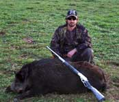 2007 Pork Slam at Sunrize Acres - Eric Saperstein w/ Wild Boar