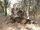 2006 YO Ranch, TX - Big Jim with Sika Buck