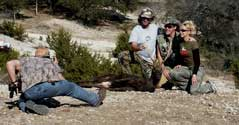 2006 YO Ranch Ted Nugent Birthday Hunt - Photo Shoot 5
