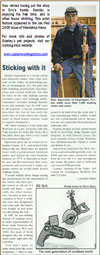Thumbnail Image Stanley Saperstein Woodshop News Article