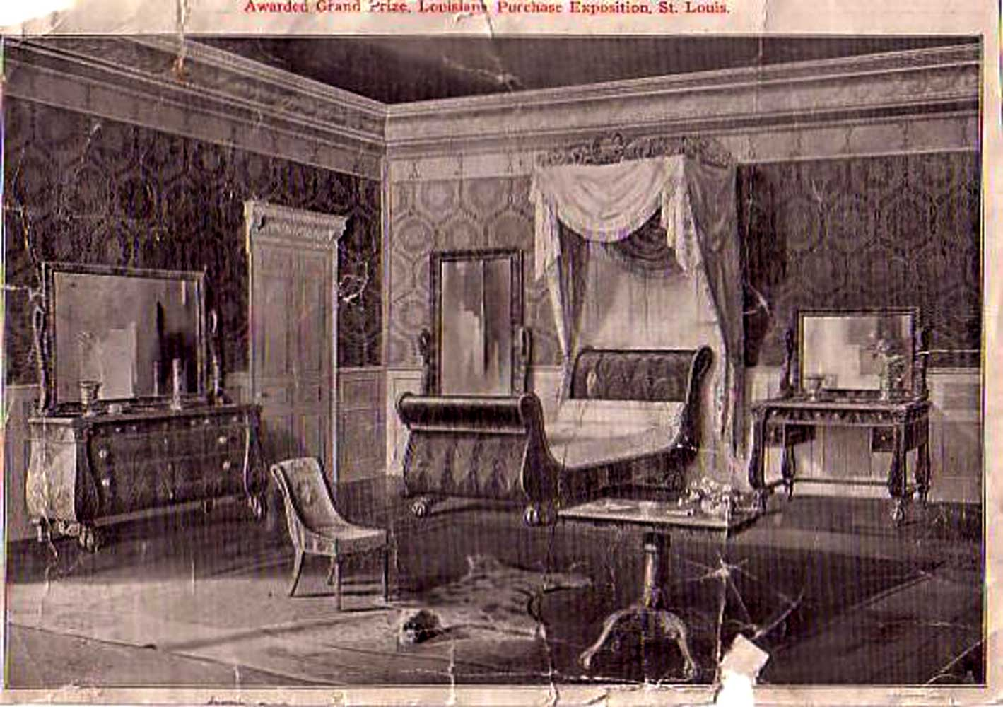 1905 Catalog Image From Nelson Matter Furniture Company Of Grand Rapids, ...