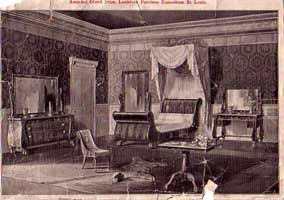 1905 Catalog Image from Nelson-Matter Furniture Company of Grand Rapids, MI