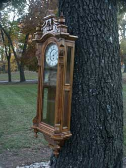 Artisans of the Valley Clock Completed Antique Clock Restoration