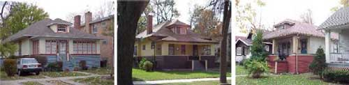Ridge Historical Society of Chicago House Image - Bungalow Style