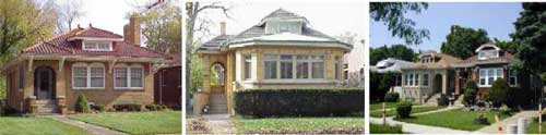 Ridge Historical Society of Chicago House Image - Chicago Bungalow Style