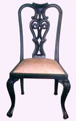 Artisans of the Valley Concise History of American Furniture - Adam Chair Image