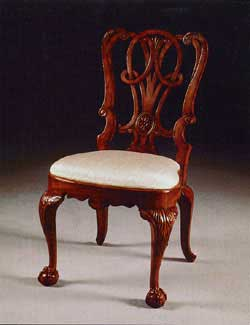 S Of The Valley Concise History American Furniture Georgian Chair
