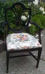 Artisans of the Valley Concise History of American Furniture - Heppillwhite Chair