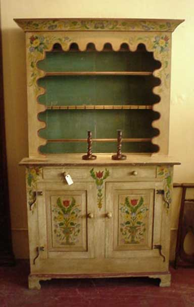 Artisans of the Valley Concise History of American Furniture   Country  Style PA Dutch Cupboard. Artisans of the Valley   Concise History of Period Furniture   Country