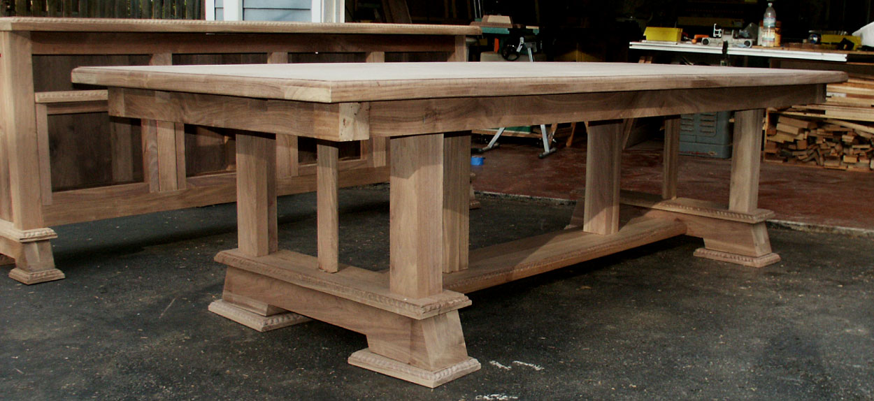Artisans of the Valley - Hand Crafted Custom Tables Gothic Page 3