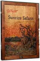 "Ted Nugent's Sunrize Safaris Whitetail Deer Relief Carving entitled ""Whitetail Sunrize"" by Eric M. Saperstein Artisans of the Valley presented December 13th 2006 at the YO Ranch in Mountain Home, TX"
