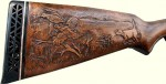 Gunstock Carving by Artisans of the Valley