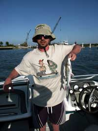 Eric Saperstein Florida Fishing Trip Artisans of the Valley
