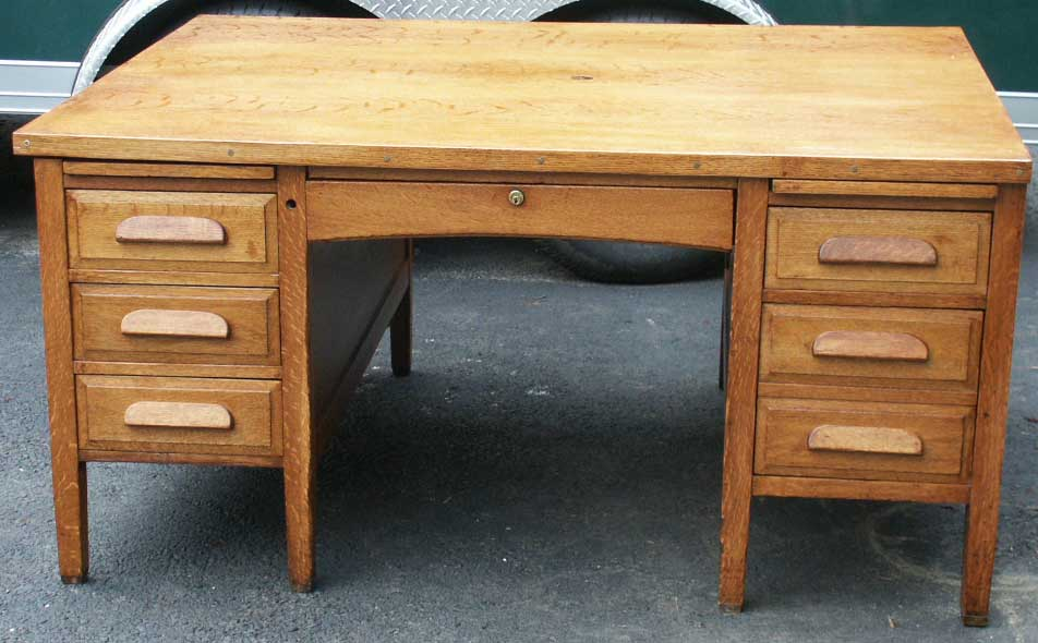 Antique Quarter Sawn Oak Desk Ideas - Quarter Sawn Oak Desks Sevenstonesinc.com
