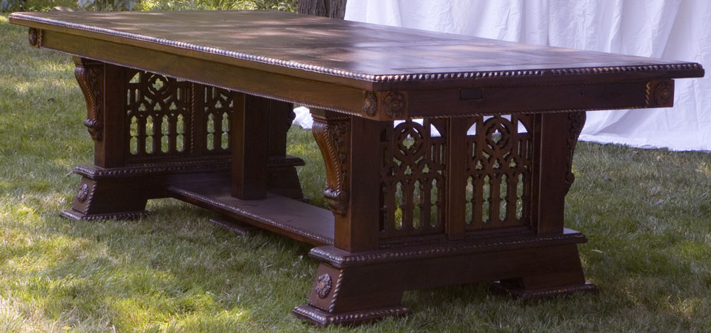 Artisans of the Valley - Hand Crafted Custom Tables Gothic ...